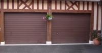 double porte garage