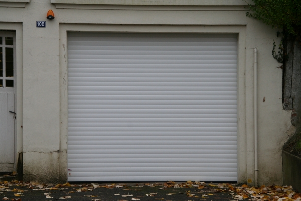 Porte de garage La Boissière